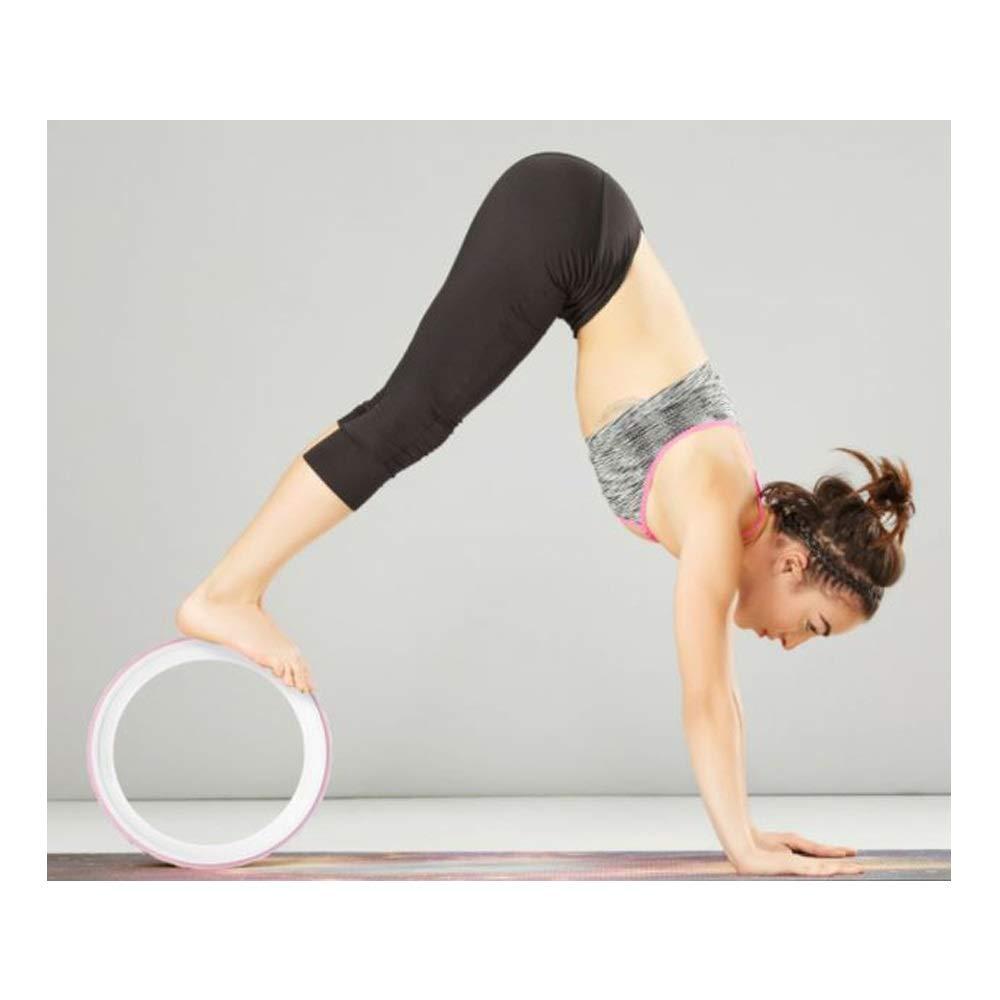 Rueda de Yoga Fitness Círculo de Yoga asistido para Mujeres ...