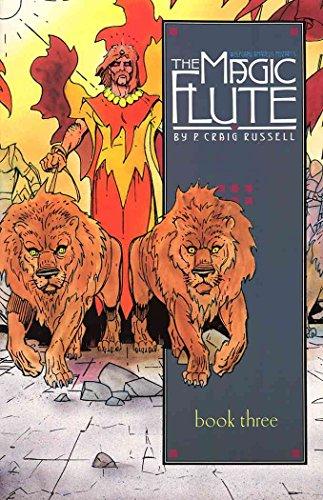 Magic Flute, The #3 FN ; Eclipse comic book