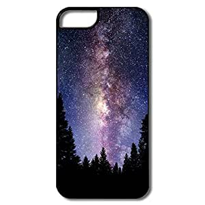 New Style Cool Milky Night Photo IPhone 5/5s IPhone 5 5s Case For Him