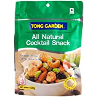 Tong Garden All Natural Cocktail Snack, 160g