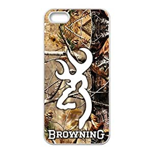 HWGL Browning Cell Phone Case for Iphone 5s by ruishername