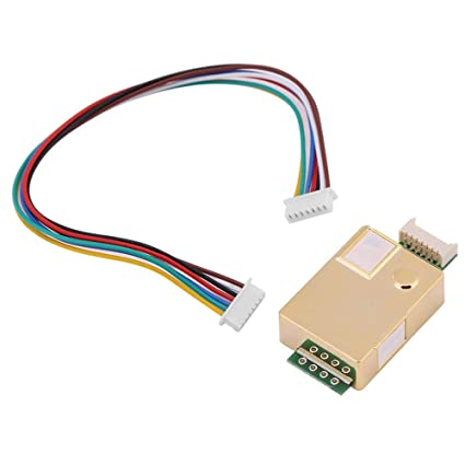 Back To Search Resultshome Appliances Air Conditioning Appliance Parts Infrared Carbon Dioxide Sensor Mh-z19b Co2 Sensor Module