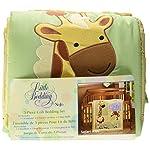 Nojo-3-Piece-Comforter-Set-Safari-Kids