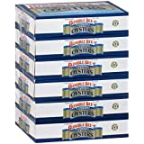 BUMBLE BEE Fancy Smoked Oysters, 3.75 Ounce Can (Pack of 6), Oysters Canned, High Protein, Keto Food and Keto Snacks…