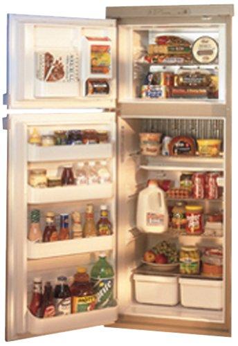 Dometic DM2852RB DM2852 8.0 Cubic Feet 2-Way Refrigerator (Cu Feet Refrigerator)