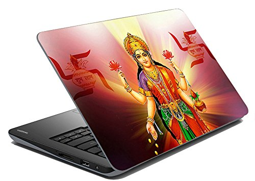 lakshmi-laptop-skin-notebook-skin-sticker-cover-art-decal-fits-141-inches-to-156-inches