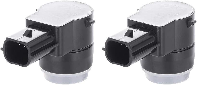 8 PCS SCITOO Rear Bumper Park Assist Sensor Backup Sensor fit for 2015 Chrysler Town Country//Dodge Durango Journey Grand Caravan//Jeep Grand Cherokee//Ram 3500 2500 1500