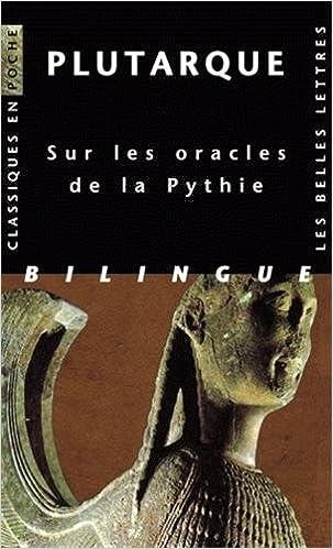 Lire Sur les Oracles de la Pythie pdf, epub ebook