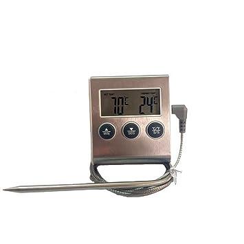 Yukun Termómetro de cocina Termómetro de la barbacoa de azúcar para hornear alimentos al horno: Amazon.es: Hogar