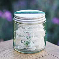 Organic KARMA Amber & Orange Blossom Avocado Butter FREE Shipping purchases over $35
