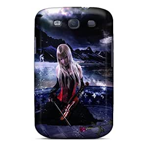 Galaxy S3 Case Cover Dragon Song Case - Eco-friendly Packaging