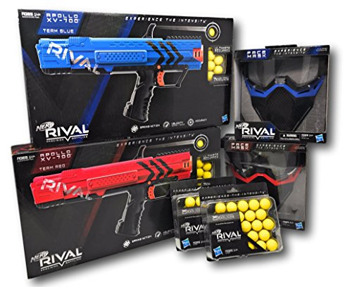 NERF RIVAL Face Mask Assortment