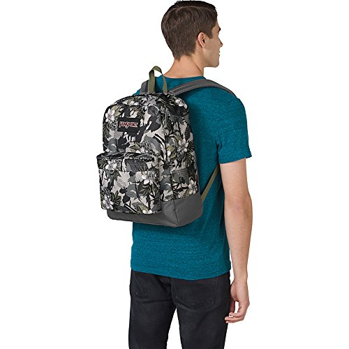 Unisex Superbreak Black Jansport Unisex Adult Combo Jansport Label Teal Label Adult Black Backpack 44rwqzEOc