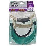 Safety Works Adjustable Headgear with Faceshield