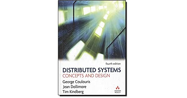 Distributed System Coulouris Ebook
