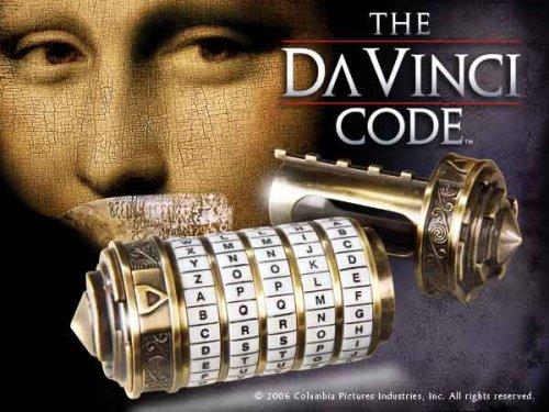 The Da Vinci Code Mini Cryptex