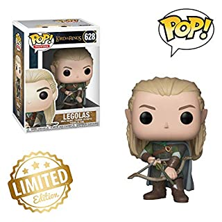 ( Limited Edition Pop Movies: Lord of The Rings - Legolas Collectible Figure, Multicolor