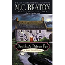 Death of a Poison Pen (Hamish Macbeth Mysteries Book 19)
