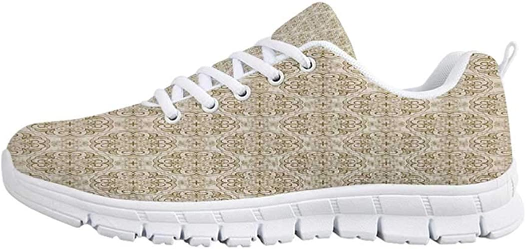 Amazon Com Yoliyana Batik Lightweight Walking Shoesretro