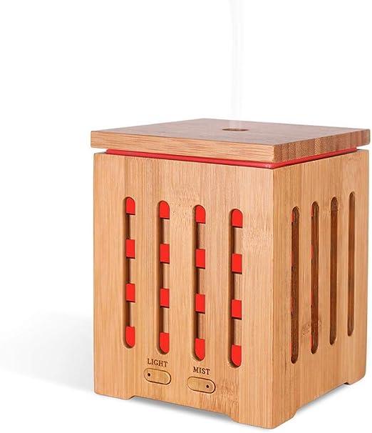 GXZOCK Humidificador Ultrasónico Aromaterapia, 200ml Difusor de ...