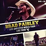 Life Amplified World Tour: Live From WVU [CD + DVD]