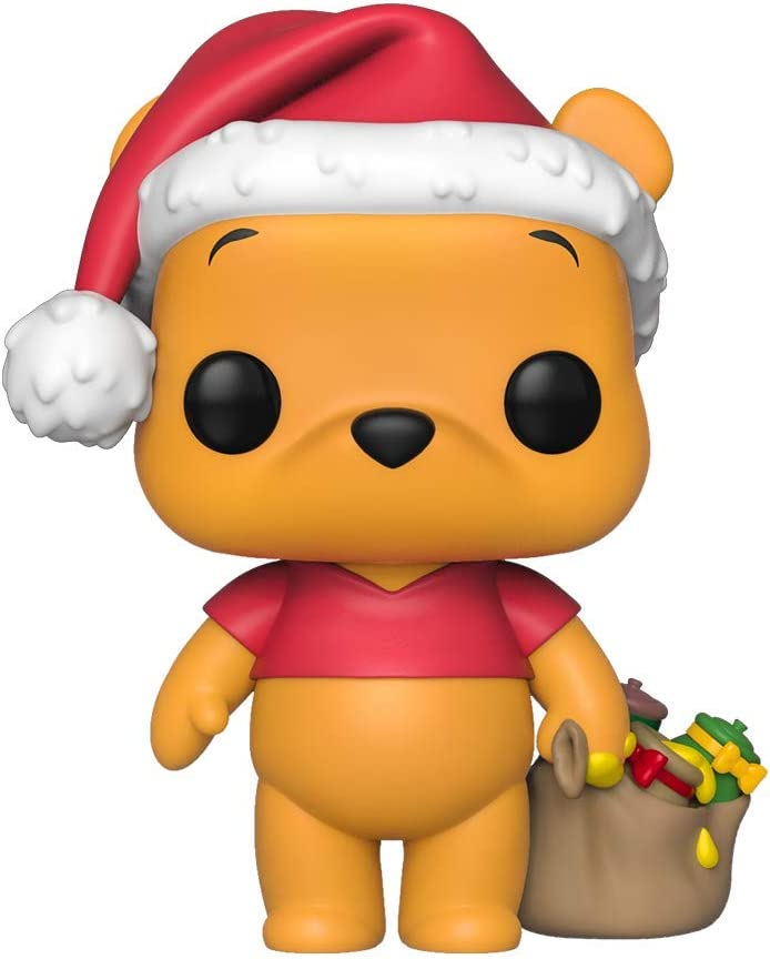 Funko Pop! Figura De Vinil Disney: Holiday - Winnie The Pooh