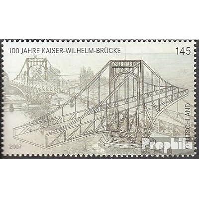 RFA (FR.Allemagne) 2616 (complète.Edition.) 2007 ponts (Timbres pour les collectionneurs)