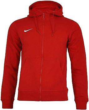 Nike Men s Team Club Full Zip Hoodie  Amazon.co.uk  Sports   Outdoors b768848d4cc