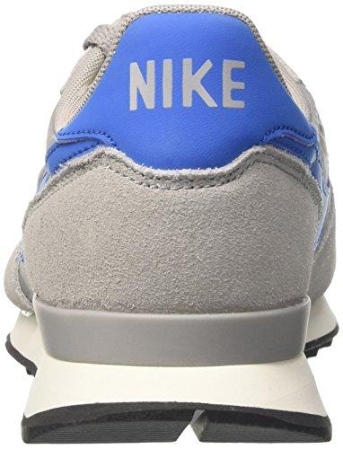 Sneakers voile Hommes Nike Internationalist argent multicolore noir mat bleu étincelle rwqr0E5