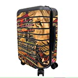 trending zebra wall decals MightySkins Skin for Away The Carry-On Suitcase - Panther Motorcycle | Protective, Durable, and Unique Vinyl Decal wrap Cover | Easy to Apply, Remove, and Change Styles | Made in The USA
