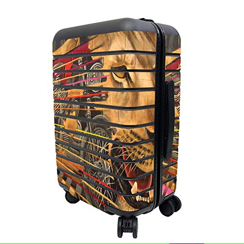 MightySkins Skin for Away The Carry-On Suitcase - Panther Motorcycle | Protective, Durable, and Unique Vinyl Decal wrap Cover | Easy to Apply, Remove, and Change Styles | Made in The USA
