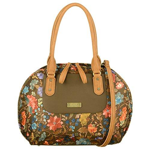 LiLiÓ Amsterdam Handtasche Boston Bag Antique Bronze