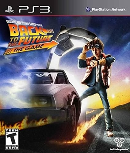 Back To The Future Nes Game - Back to the Future- The Game - Playstation 3