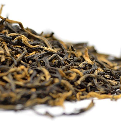Teavivre Premium Golden Monkey Black Tea Loose Leaf Chinese Black Tea - 3.5oz / 100g -