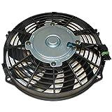 polaris 400 engine fan - Caltric Radiator Cooling Fan and Motor FITS POLARIS SPORTSMAN 400 2001-2004