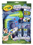 Crayola Colored Bubble Launcher