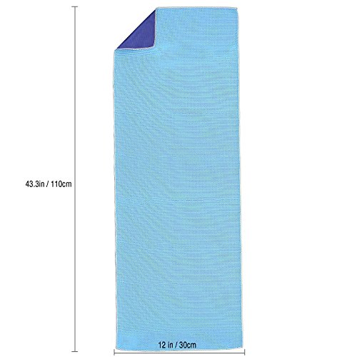 Life Fitness Towel: Newild Cooling Towel, Perfect Yoga Towel For Sports