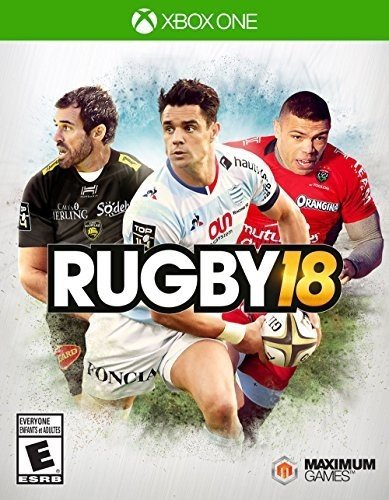 Rugby 18 - Xbox One (Xbox 360 Games Rugby)