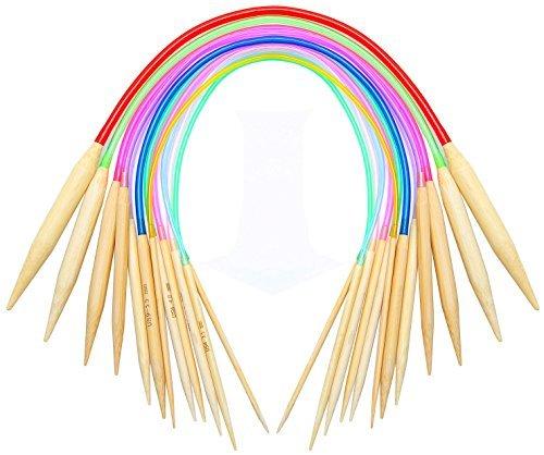 Circular Knitting Needles Set 11-Pairs 16