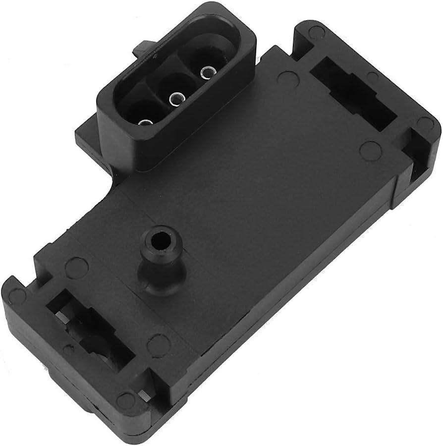 Akozon Sensor de presi/ón de admisi/ón de aire MAP Sensor adecuado para 16040609