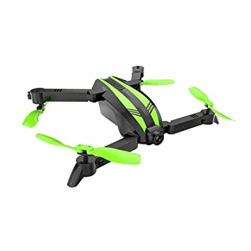 NJYT Mini Pocket Drone Plegable 720P Cámara RC Quadcopter Altura ...
