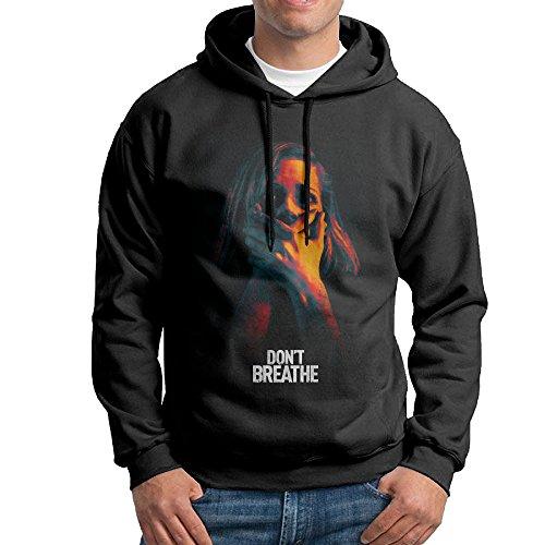 - NVVM Men American Horror Film Pullover Hoodie Sweatshirts L