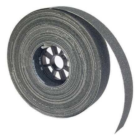 Abrasive Roll, 1-1/2'' Wx75 ft. H, 80G, Mesh by Norton Abrasives - St. Gobain