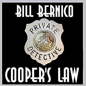 Cooper's Law Audiobook