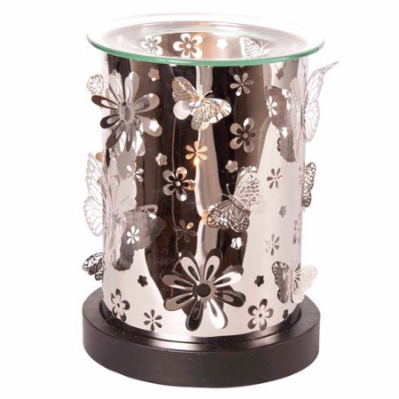 ScentSationals Full Size Wax Warmer Home Decor, Flutter n' Posies