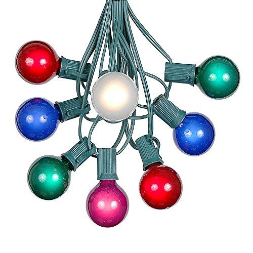 Patio String Lights Multi Globe