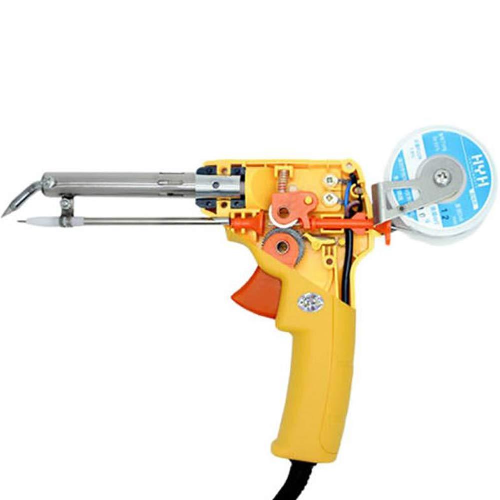 Wecando NL - 110V/106A Manual Soldering Gun 60W One-Hand Lead Universal Soldering Gun Kit (Yellow) by Wecando (Image #8)