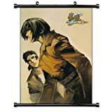 King of Fighters Anime Fabric Wall Scroll Poster (16x23) Inches. [WP]- King of Fighters-44