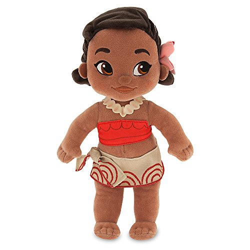 Disney Animators' Collection Moana Plush Doll - Small - 12 - Stores Santa In Rosa