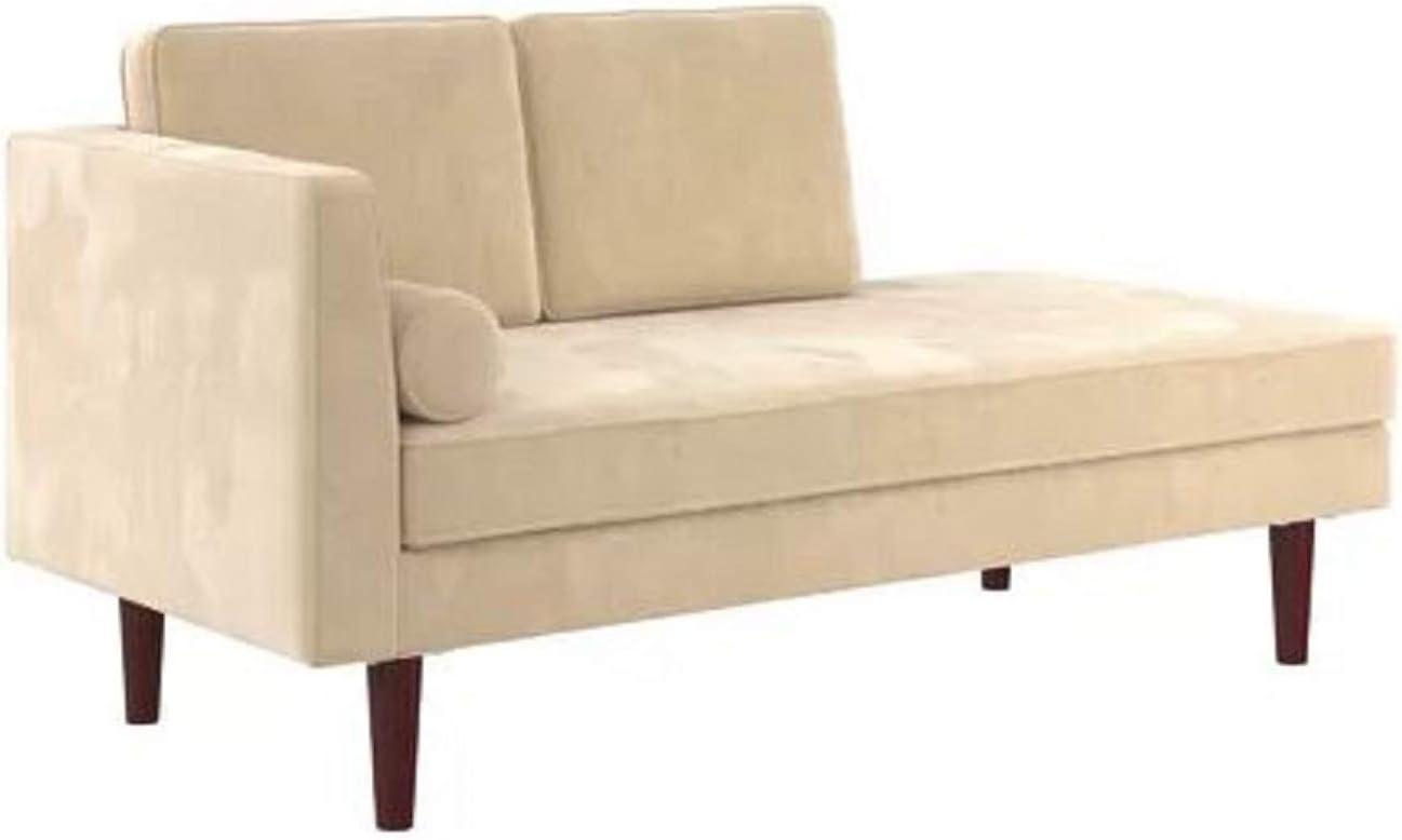 - Indoor Chaise Lounge Chair. Juliette Mid Century Indoor Chaise